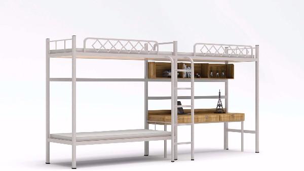 上下铺铁床如何进行大改造