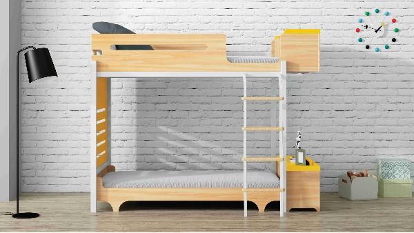 宿舍用的上下铺铁床多少钱?