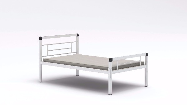 工厂、单位员工宿舍单层铁床如何选择