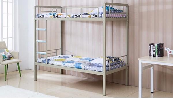 普通的双人铁床多少钱?