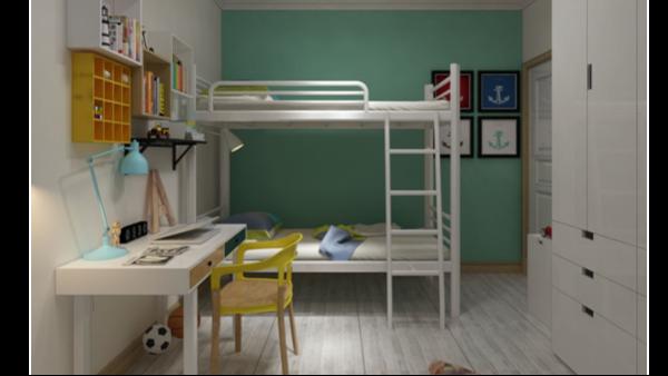 采购双层床的都是什么样的家庭?