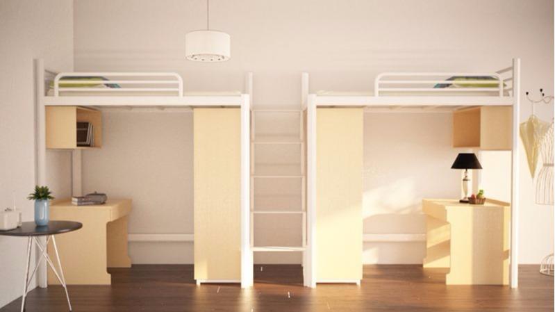 定制校园公寓床应重点考虑哪些因素