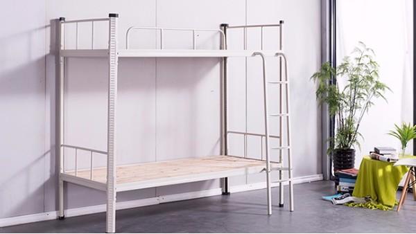 光彩家具揭秘上下铺铁床同款不同质
