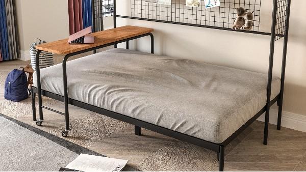 单身公寓组合床家用单层床组合单层铁艺床
