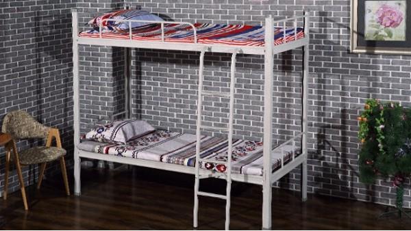 定制的上下铺铁床质量更好吗?