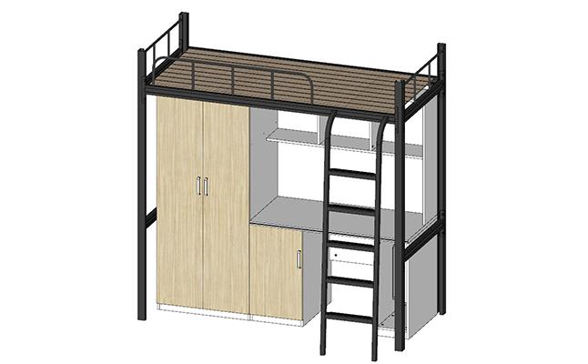 组合公寓床