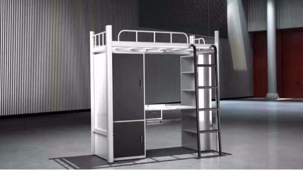 员工宿舍公寓床定制